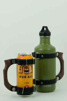 Adjustable Bottle Handle