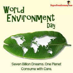 #WorldEnvironmentDay
