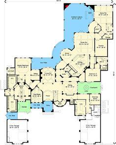 Spectacular Master Suite - 83395CL   Architectural Designs - House Plans