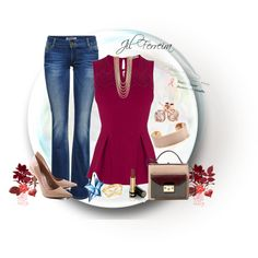 """""""Jil Look Good"""" by gilka-ferreira on Polyvore"""