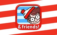 #Waldo and Friends full #review. #iPhone #Android #iOS #gaming #WhereisWaldo