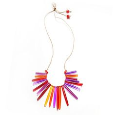 Desert Necklace Tropicalia, $34, now featured on Fab.
