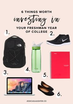 Shopping for college is bittersweet. You might have a whole Pinterest board dedicated to your dorm room, and you've probably saved every college shopping list you've found, but when you finally get to the store, you'll realize pretty quickly how expensive all that stuff really is. Am I really about to spend $30 on a… Read More
