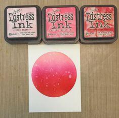 Distress Markers, Tim Holtz Distress Ink, Distress Oxide Ink, Ink Stamps, Stamp Pad Ink, Distress Ink Techniques, Card Making Techniques, Color Blending, Copics