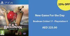 Shop for Don Bradman Cricket 17 - Playstation 4 Online #ps4 #playstation #DonBradmanCricket17 #games #online #shopping #gaming