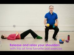 Stronger Abs, Improved Balance: 5 Fun Exercises Using Bands - YouTube