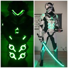 This Overwatch Genji Cosplay Is Un-Frickin-Real