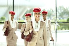Travel News: Emirates Adds Second Daily Flight from Seattle to Dubai Emirates Flights, Emirates Airline, Airline Uniforms, Airline Tickets, Things To Do Seattle, Stewardess Costume, Dubai, Emirates Cabin Crew, Airline Cabin Crew