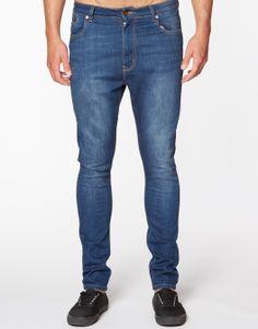 Hallensteins - Park Hazard Drop Crotch Jeans ($69.99)