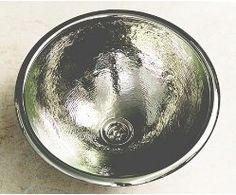 Herbeau 430356 Kitchen Couture Rohne Round Bowl Sink - Polished Nickel (Pictured in Hammered Polished Nickel) - Faucet Depot