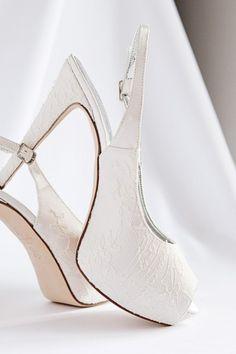 Zapatos de novia: Tendencias 2015