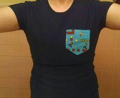 Nintendo Super Mario Bros Shirt