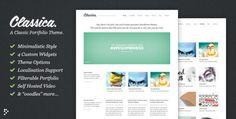 11 Best WordPress Portfolio Themes for Designers and Photographers