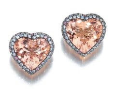 Sotheby's Estate Jewelry | ... AQUAMARINE EAR CLIPS, MICHELE DELLA VALLE - Sotheby's | Jewels du Jour