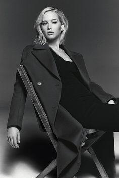 Дженнифер Лоуренс – новые фото, портреты и фотосессии