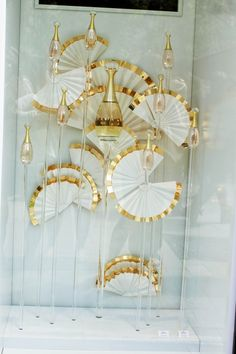 Dior Window Display