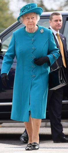 Queen Elizabeth of England - 30.10.2014