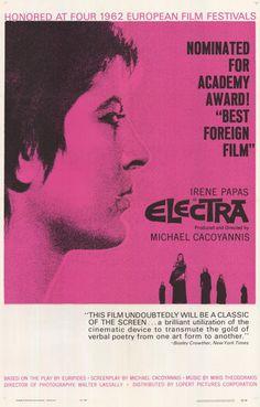 Electra, A Vingadora (Ilektra, 1962)