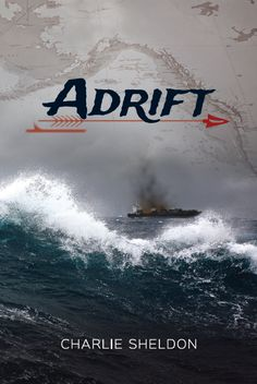 Coming FALL 2018, Adrift reunites readers with the characters of Strong Heart and introduces new and fascinating personalities as it expands the adventure to include the brutal North Pacific, Haida Gwaii with it's ancient mysteries, and the epic beauty of the Pacific Northwest.  Visit our Web site to add your name to the Adrift mailing list. you'll receive updates on Adrift, exclusive free book and sneak peak offers and news about Charlie's appearances.