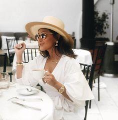 in our Poplin Wrap Dress💕 Cool Outfits, Summer Outfits, Fashion Outfits, Womens Fashion, Summer Clothes, Rolex, Adrienne Bailon, Lauren London, Inspirational Celebrities