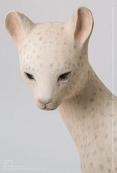 Yoshimasa Tsuchiya: figuras imaginarias de aires místicos - Cultura Colectiva - Cultura Colectiva