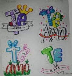 Soy Luna Logo, Love Frames, Bullet Journal School, Graffiti, Banner, Happy Birthday, Scrapbook, Lettering, Drawings
