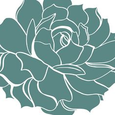 Items similar to Succulent ClipArt, Flower Silhouette Images + Photoshop Brush, Hens & Chicks, Cactus Plant Digital Stamps, Wedding Invitation DIY Printable on Etsy Flower Silhouette, Silhouette Png, Silhouette Images, House Front Wall Design, Rose Sketch, Sign Stencils, Hens And Chicks, Animal Cards, Photoshop Brushes