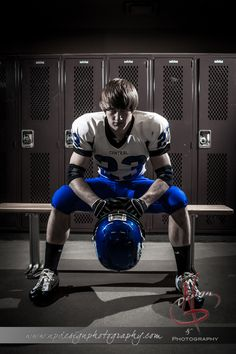 Cody. Senior Portraits. Sports Photography. www.npdesignphotography.com
