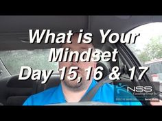 What is your #mindset? -Brandon Vlog 31- Intermittent Fast Day 15, 16 and 17   Click here to Watch--> http://knssconsulting.com/what-is-your-mindset-brandon-vlog-31-intermittent-fast-day-15-16-and-17