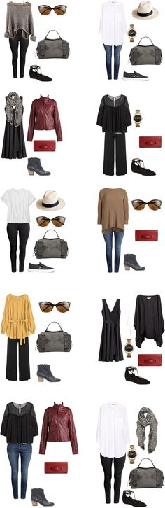 What to Wear in Paris Plus Size Options Outfits 1-10 #packinglight #packinglist #travellight #traveltips