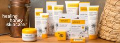 Healing help and goodness from the hive this range includes many of the original therapeutic products the Apicare family created more than two decades ago. Manuka Honey, Healing, Skin Care, Products, Skincare Routine, Skins Uk, Skincare, Asian Skincare, Gadget