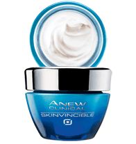 ANEW CLINICAL SKINVINCIBLE Deep Recovery Cream Would you like to make your skin look virtually immune to aging? Introducing ANEW CLINICAL Skinvincible Deep Recovery Cream. Repairs the look of years of age damage. Diminish the look of lines, wrinkles and sunspots.
