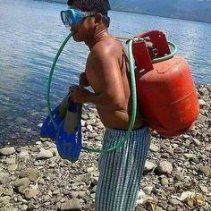 Tra pco agli Italiani sarà possibile fare immersioni solo così???