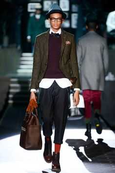 Dsquared2 Experience – Collections | MEN – FALL / WINTER 2013