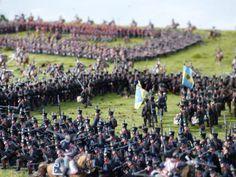 Waterloo 1815, Battle Of Waterloo, Bataille De Waterloo, Plastic Toy Soldiers, British Army Uniform, Military Diorama, Napoleonic Wars, Dolores Park, Warriors
