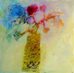 Spring Bouquet...judy thorley