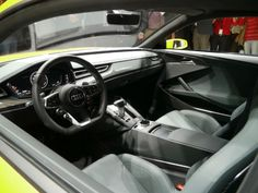 Audi Sport Quattro concept Audi Sport, Photo Displays, Photo Galleries, Tech, Concept, Car, Nature, Interiors, Automobile