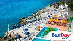 Coral Princess Hotel and Dive Resort Cozumel es un hotel de 142 habitaciones, ubicado frente al Arrecife San Juan en el Mar Caribe, en el área norte de la isla. Esta es una propiedad libre de humo de tabaco que ofrece un relajante spa, gimnasio, club de niños y una sala de cine, así como instalaciones para la práctica del buceo y actividades acuáticas que han hecho famoso a Cozumel. #OjalaEstuvierasAqui