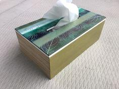 Tissue box, polymer clay, Premo, Cernit. Tissue Boxes, Facial Tissue, Polymer Clay, Modeling Dough