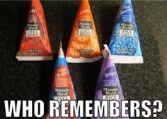 Who remembers these awesome Popsicles?