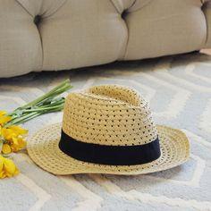 Midsummer Fedora, Sweet Bohemian Hats From Spool No. 72. | Spool No.72