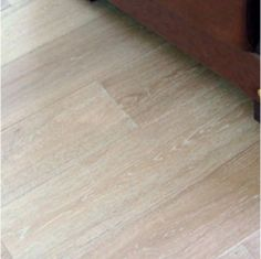 Consider Hardwood Bargains white oak flooring for a beautiful change to your home. Unfinished white oak flooring is also in stock. White Washed Oak, White Oak Wood, White Oak Floors, Wood Flooring Options, Oak Hardwood Flooring, Old Cottage, Wire Brushes, Wide Plank, Light Shades
