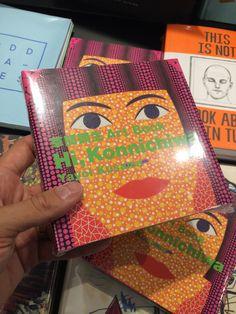 Yayoi Kusama art book
