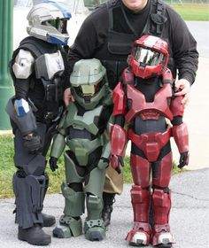 Halo Costumes For Kids