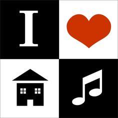 I love house music Dj Music, Dance Music, Best House Music, Techno, Dj Sound, Party Playlist, I Love House, Swedish House Mafia