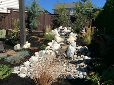 Scotty's Landscaping and Design of South Surrey specializes in creating water features for your yard such as ponds, streams, waterfalls, bubblers and fountains. Yard Design, Landscaping Design, Commercial Landscaping, Fountain Design, Ocean Park, Unique Plants, Water Features In The Garden, Water Garden, Surrey