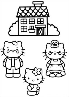 Free Printable Hello Kitty Coloring Pages Picture 50 550x770 Picture