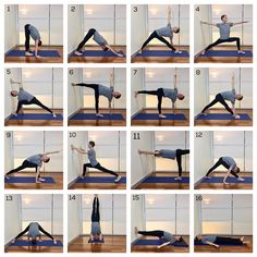 This sequence of Iyengar Yoga poses will help to kick start your home yoga practice. It covers standing poses with an emphasis on looking after your knees.