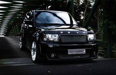 Onyx Range Rover - Black