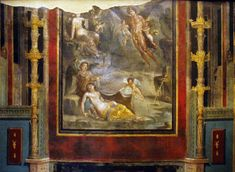 Zeffiro-e-clori---pompeii - Roman art - Wikipedia, the free encyclopedia